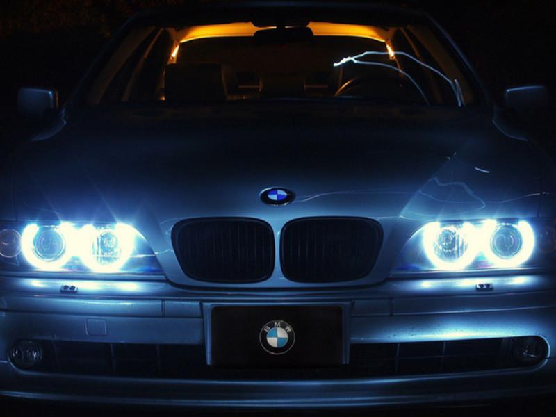 Problème Eclairage LED Avant